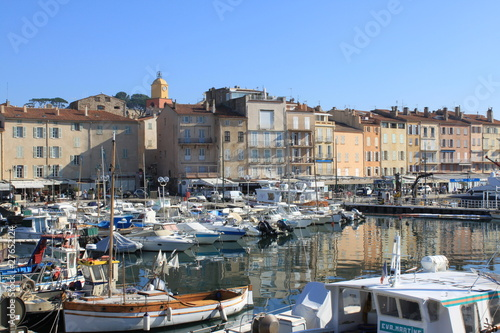 City on the water Saint-Tropez