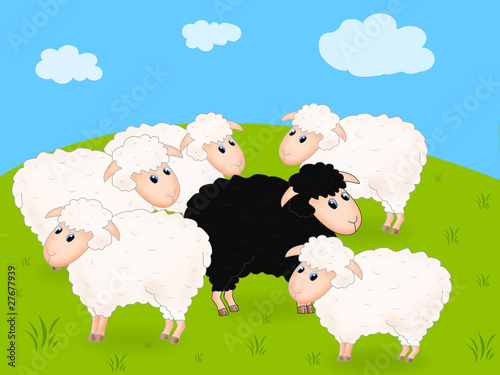 black sheep - 27677939