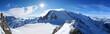 canvas print picture - Mont Blanc
