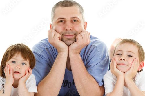 Valokuva  Family Portrait