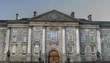 Trinity College West Front Dublin, Ireland (Irland)