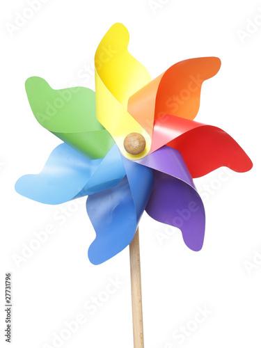 Fotografia, Obraz  Pinwheel toy