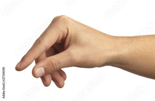 Fotografía  hand symbol