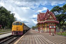 Hua Hin Train Station 03