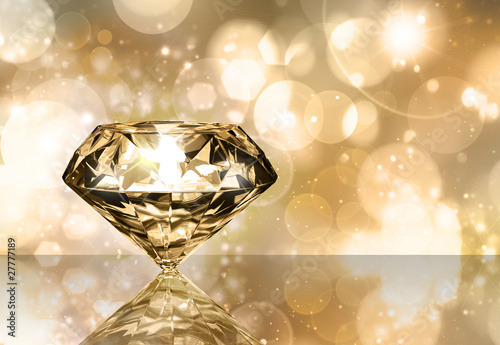 diamond Fototapet