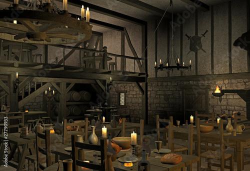 Fototapeta taverne 3