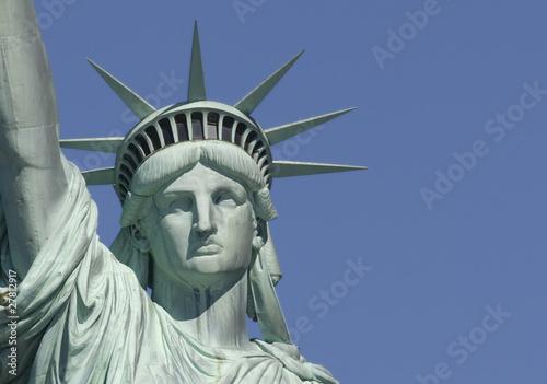Fotografie, Obraz  Statue of Liberty, New York City