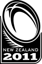 Rugby Ball New Zealand 2011