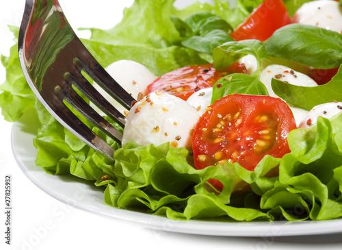Fotografia, Obraz  Caprice salad