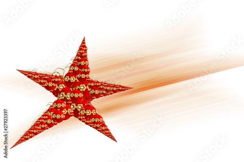 stella cometa Canvas Print