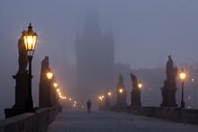 Charles Bridge - Famous Place In Prague