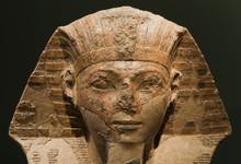 Sphinx Of Queen Hatshepsut