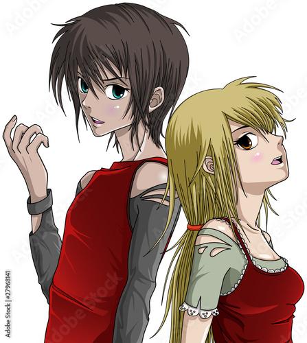 chlopiec-i-dziewczynka-anime