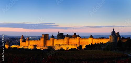 Photo La cité de carcassonne