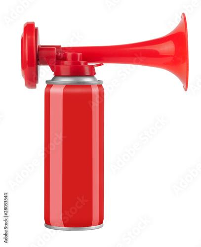 Fotomural Air horn