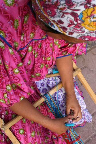 Fotografie, Obraz  Weaving