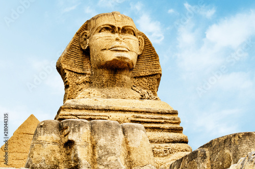 Tuinposter Egypte Sphinx of Giza