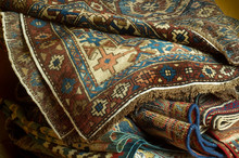 Ancient Oriental Carpets- Tapp...