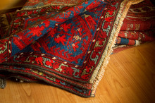 Ancient Oriental Carpets- Tapp...