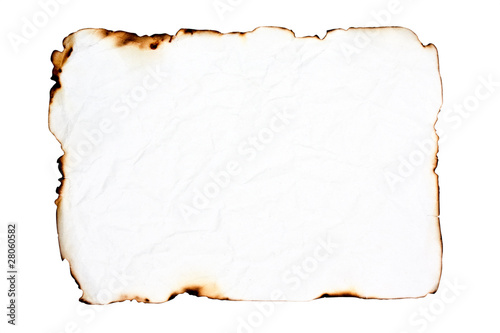 scorched paper Canvas-taulu