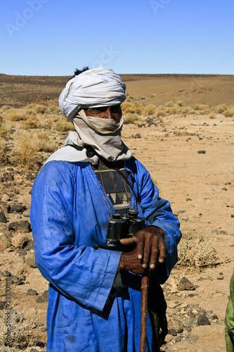 Valokuva  Algérie, randonnée dans le Hoggar