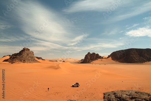 Wall Murals Algeria Sahara