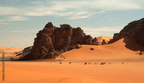 Photo Stands Algeria Sahara