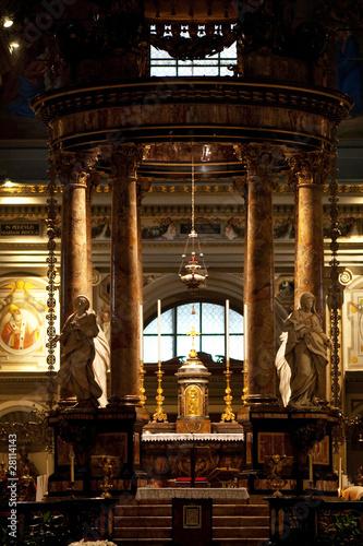 Fotografie, Obraz  tabernacolo santuario di caravaggio