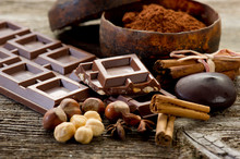Chocolate With Ingredients-cio...
