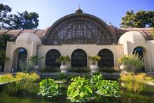 Botanical Building In San Diego