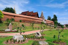 Wat Phra That Lampang Luang Lanna