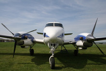 Executive Aircraft For Private Hire.