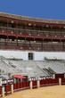Plaza de toros en Málaga
