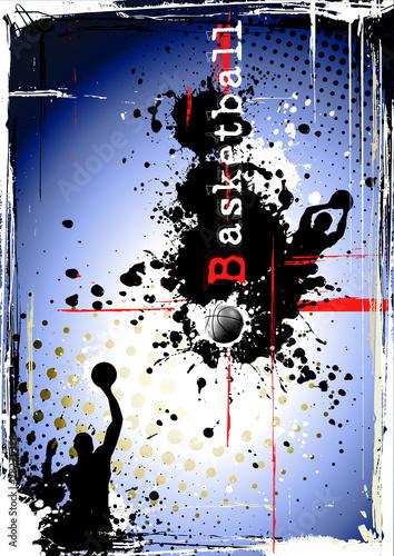 dirty basketball poster - 28270388