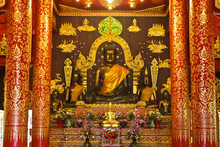 Buddha Image In The North Of T...