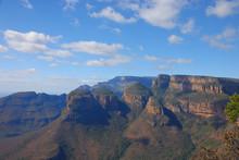 Three Rondawels, South Africa