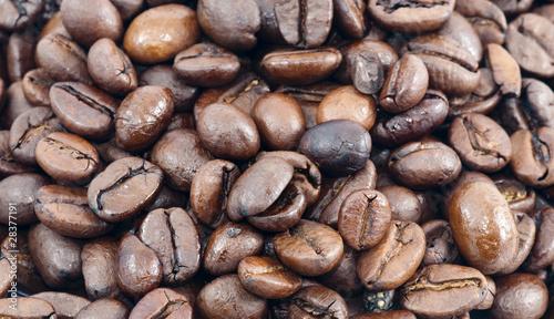 Canvas Prints Coffee beans Coffee grains