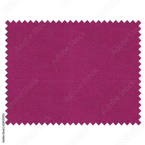 Tuinposter Stof Fabric sample