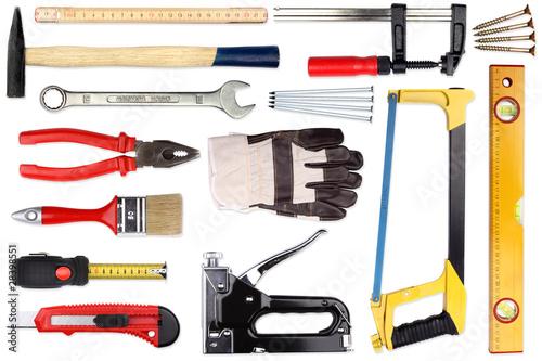 Fotografie, Obraz  Tools I