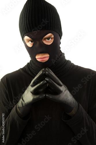 Photo  Angst vorm schwarzen mann