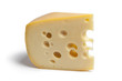 Dutch farmers cheese with holes