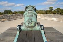 Mortar Cannon At Castillo De S...