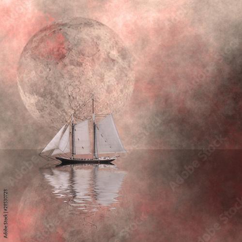 Valokuva  Sailing Moon