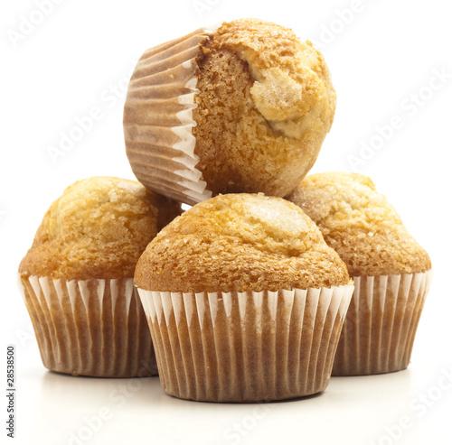 Fotografie, Obraz  muffins