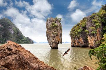 Obraz na Szkle Natura James Bond Island, Phang Nga, Thailand