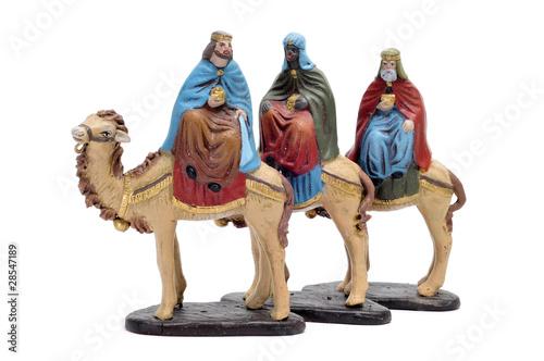 Foto nativity scene