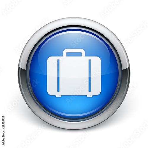Canvas-taulu icône valise