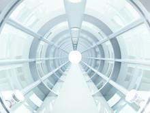 Tunnel Futuristic