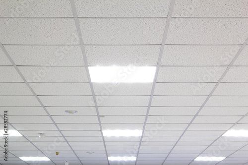 Canvas Print ceiling