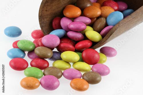 Staande foto Snoepjes des bonbons